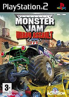 Cheat Monster Jam: Urban Assault PS2