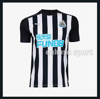 Jersey bola murah Newcastle Home