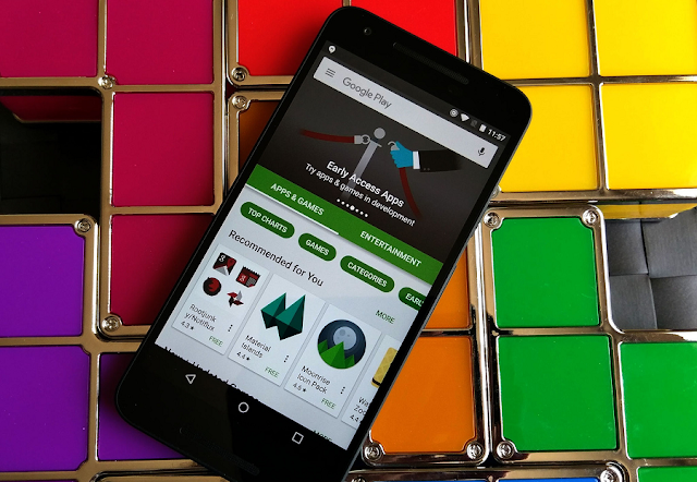 Google Play Store v8.1.27 APK Update to Download For All Android Devices