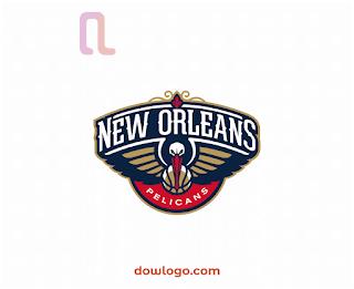 Logo New Orleans Pelicans Vector Format CDR, PNG