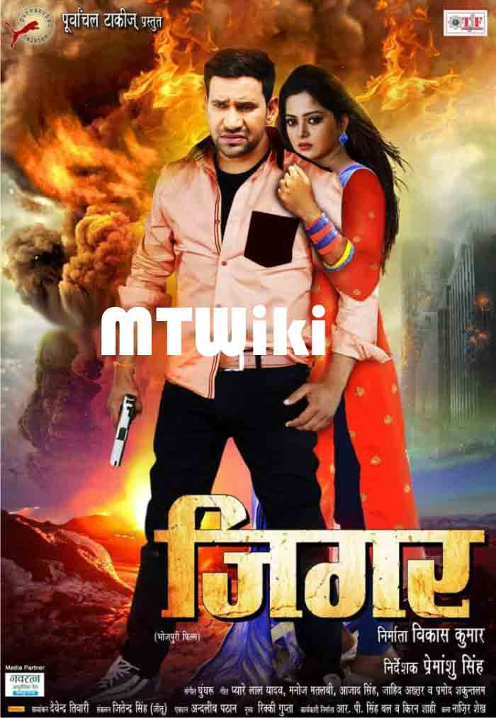 Dinesh Lal Yadav Nirahua, Anjana Singh, Ritu Singh, Manoj Tiger Bhojpuri movie Jigar 2017 wiki, full star-cast, Release date, Actor, actress, Song name, photo, poster, trailer, wallpaper