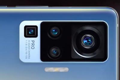 شركة vivo تعلن رسمياً عن هاتف vivo X50 و X50 Pro Plus