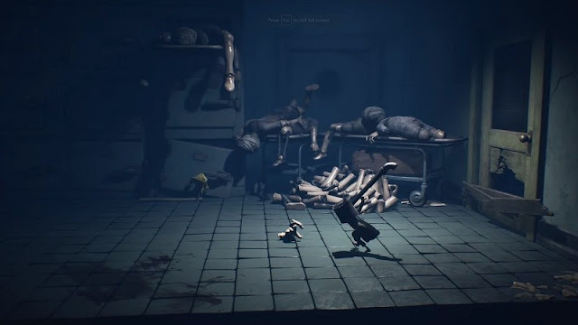 How to Unlock the First Secret Ending in Little Nightmares 2