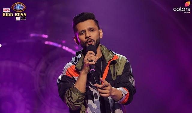 Rahul Vaidya Bigg Boss 2020 Contestant 11