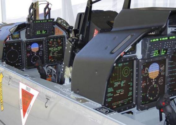 Mikoyan MiG-35 cockpit