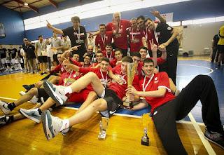 Συγχαρητήρια ανακοίνωση της ΕΣΚΑΝΑ σε Ολυμπιακό Πειρ. (εφηβικό) και Φάρο Κερ. (νεανίδες) για τις διακρίσεις στα πανελλήνια