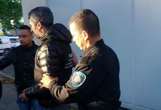 Con un operativo de máxima seguridad, la mano derecha de Julio De Vido fue trasladado a los tribunales de Retiro.