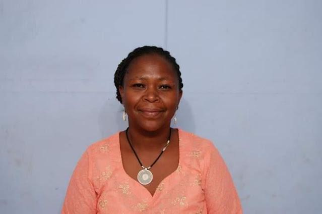 Jennifer Wambua, deputy communications director at the National Land Commission