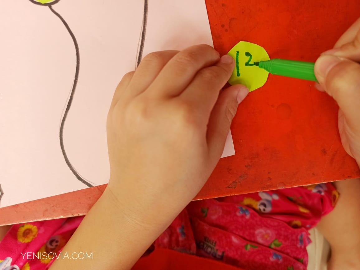 latihan menulis angka untuk anak
