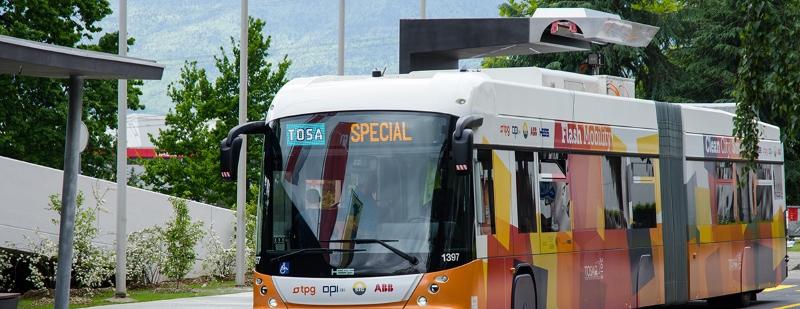 Autocarro TOSA