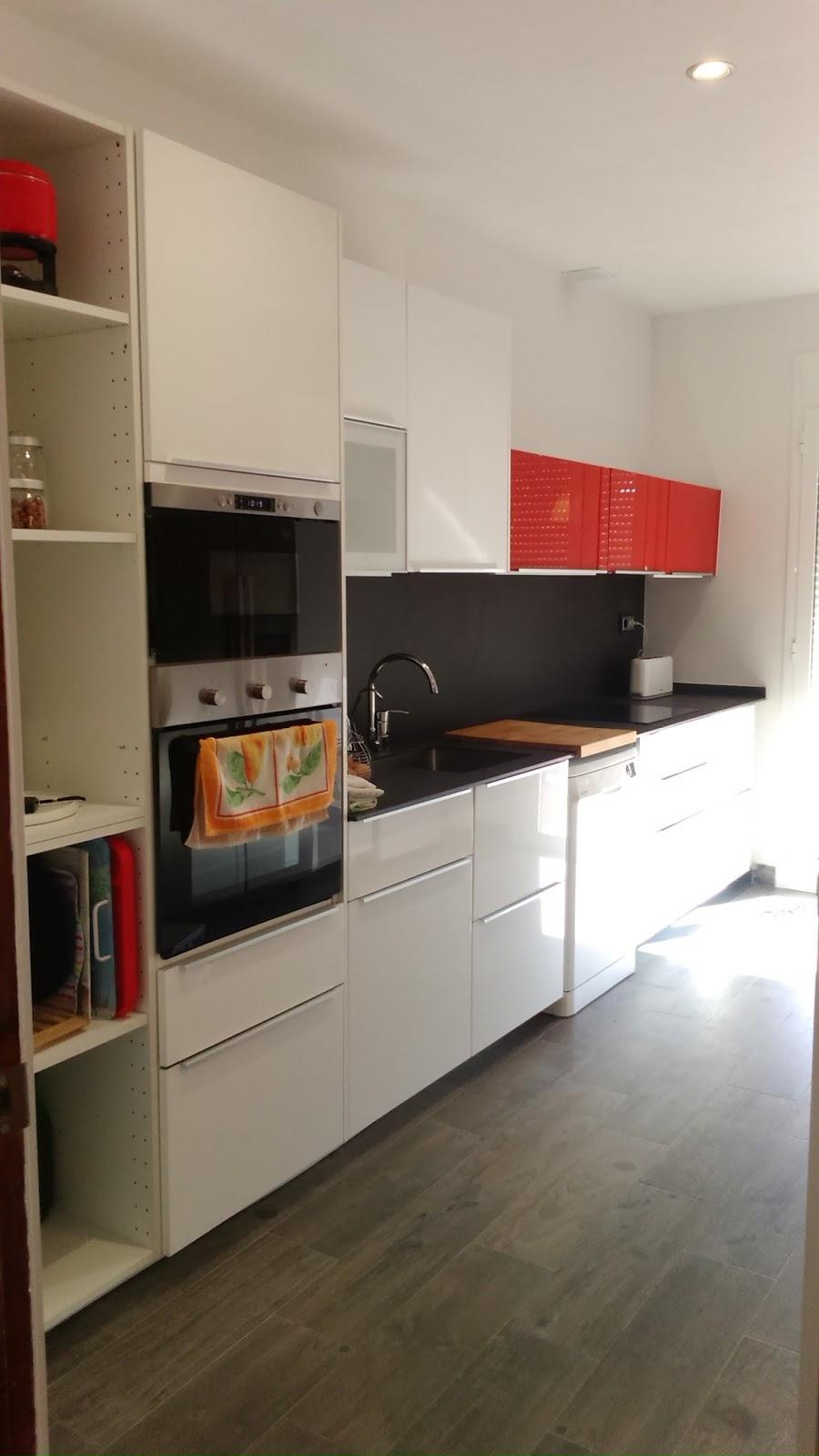 Gtp tarragona hemos dise ado y reformado esta cocina en - Cocinas tarragona ...