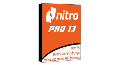 تحميل برنامج Nitro Pro Enterprise 13 كامل مع التفعيل
