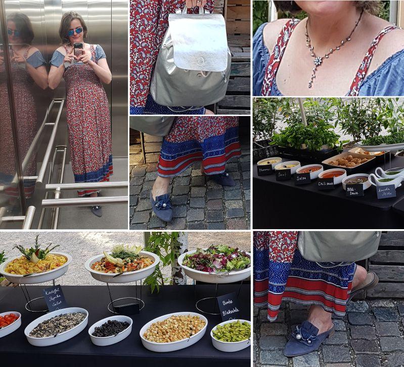 Outfit und BBQ beim Yupik PR-Event