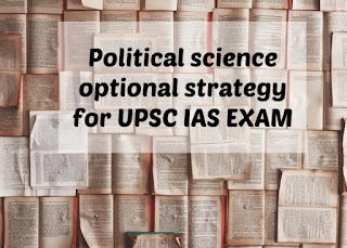 Political science optional toppers strategy