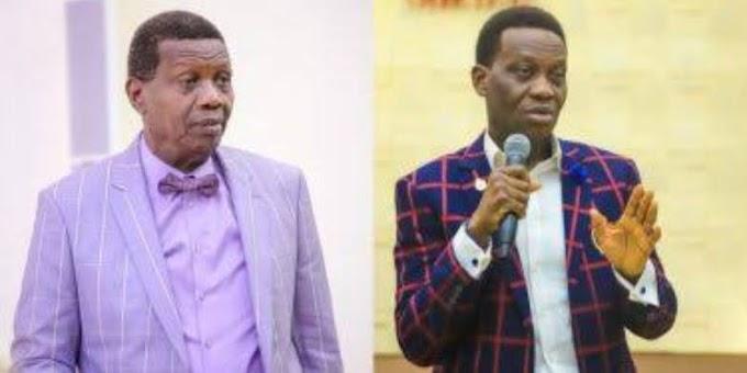 Dare Adeboye: Nigerians Pray For Pastor E.A Adeboye
