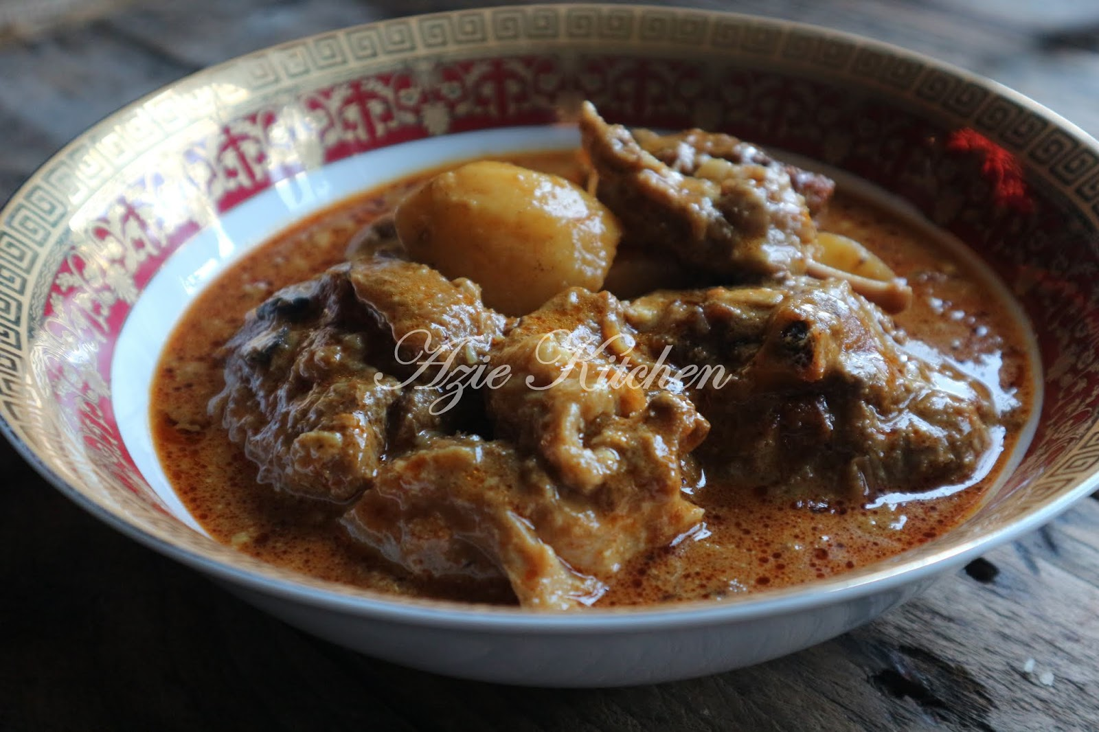 Kari Kambing Azie Kitchen