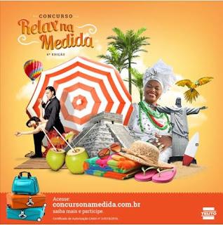 Concurso Relax na Medida Teuto 2016
