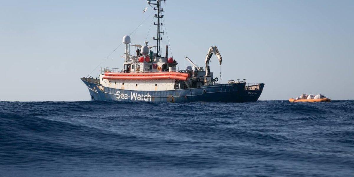 Sea Watch, Patronaggio: nessuna connessione tra l'Ong e gli scafisti