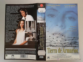 1991 Closed land Tierra de armarios Alan rickmman