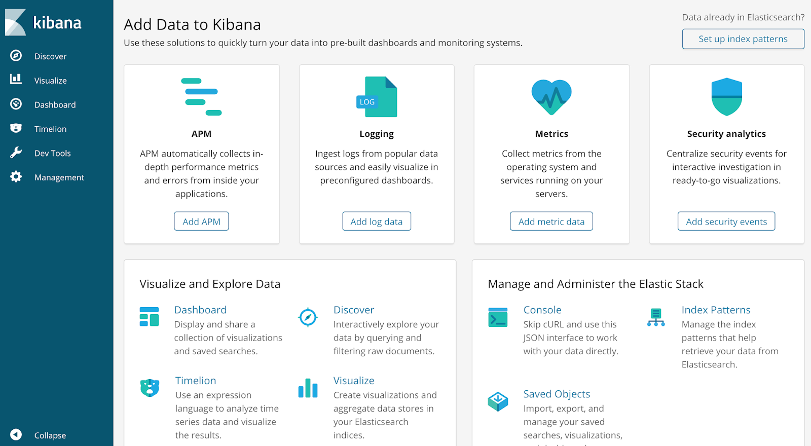 How To Setup Kibana-6 With Elasticsearch-6 On Ubuntu 16 04 ~ Appychip