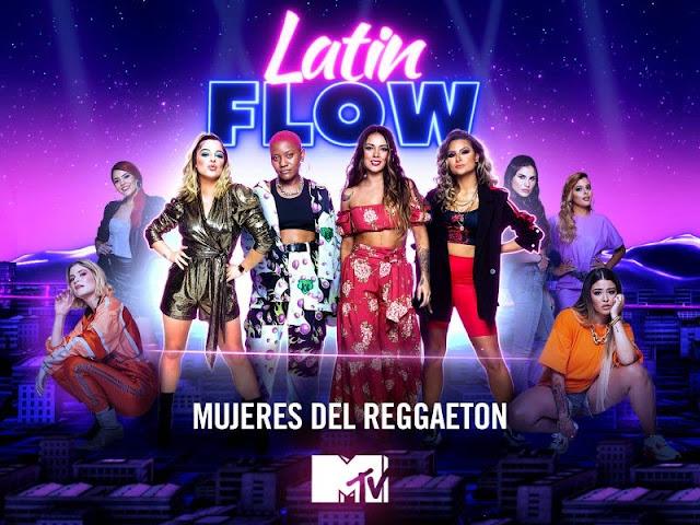 Pitizion confirmada en Latin Flow el nuevo reality de MTV Latinoamérica