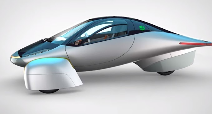 Aptera unveils new solar electric vehicle