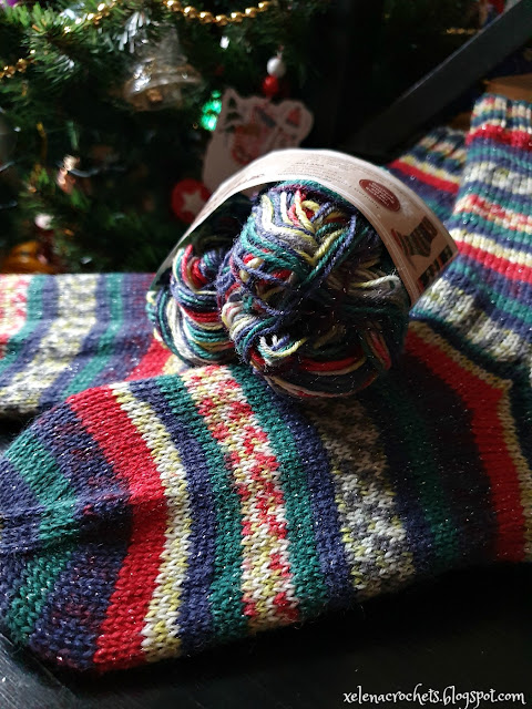 носки из rellana flotte socke цвет 2502