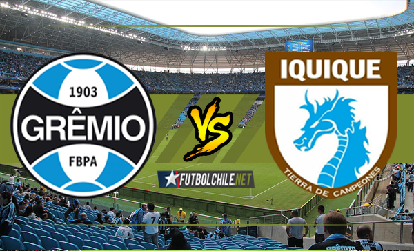 Ver stream hd youtube facebook movil android ios iphone table ipad windows mac linux resultado en vivo, online: Grêmio vs Deportes Iquique