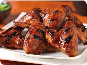 Spicy Barbecue Wings Recipe