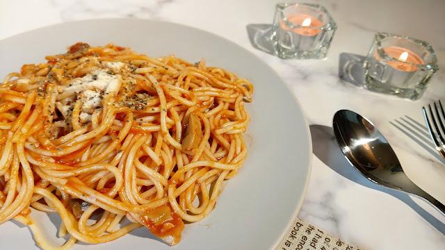 義大利肉醬麵-金品冷凍食品