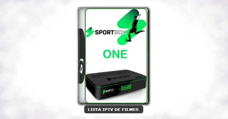 Sportbox One Nova Atualização V1.0.27