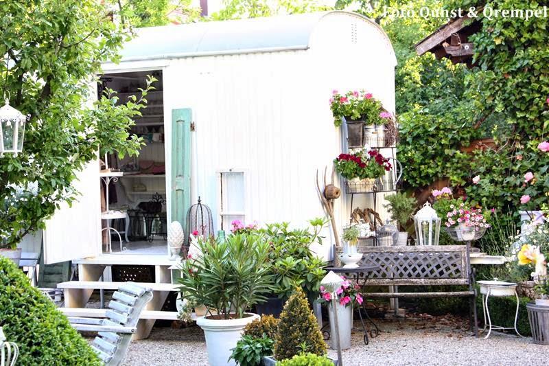 Selbstgemachtedinge einkaufserlebnisse for Gartengestaltung vintage