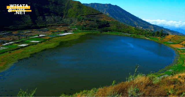 Telaga Merdada - 10 Tempat Wisata di Dieng Paling Terkenal