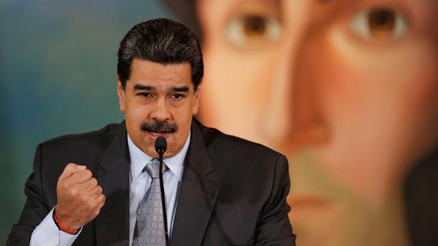 "Maduro responde a Trump: ""Estamos listos para ir al combate"""