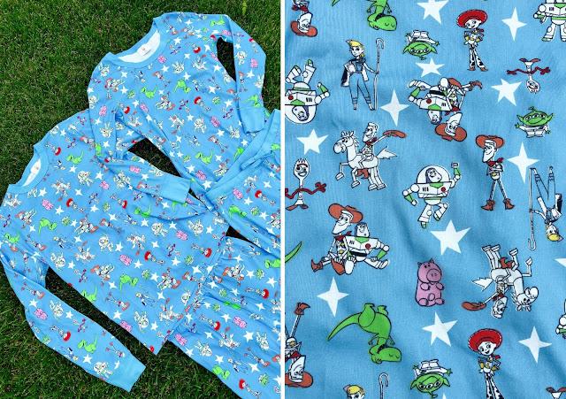 Toy Story 4 Hanna Andersson Pajamas