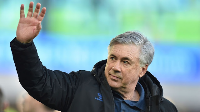 Real Madrid new coach Carlo Ancelotti