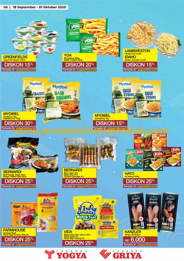Katalog Promo Toserba Yogya Terbaru Reguler 2 15 Oktober 2020