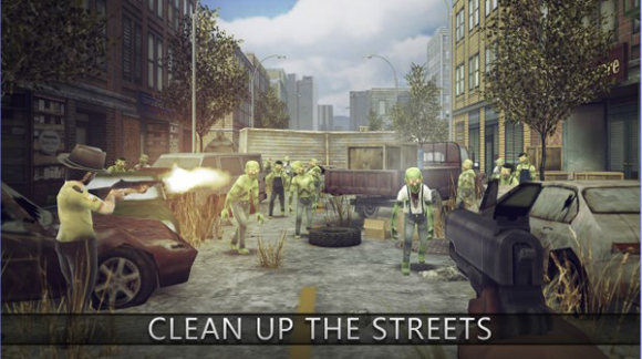 Last Hope Sniper Zombie War Mod Apk for Android