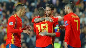 نتيجة مباراة اسبانيا وجزرفاروه اليوم الأحد 08/09/2019 التصفيات المؤهلة ليورو 2020