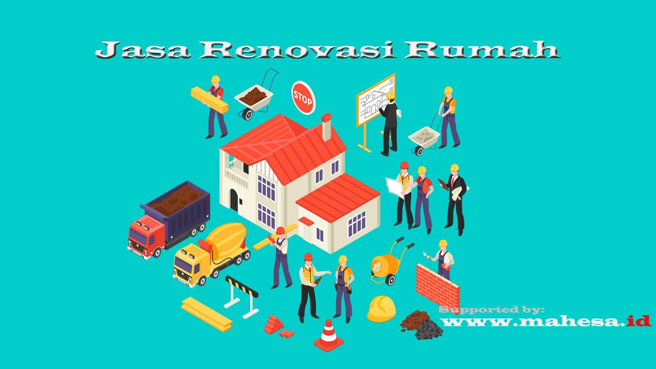 Jasa Renovasi Rumah Salatiga