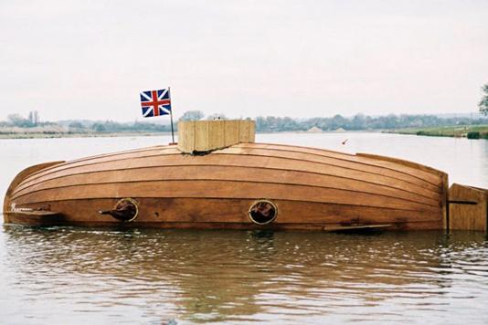 Inilah 9 Desain Awal Kapal Selam Modern Dunia