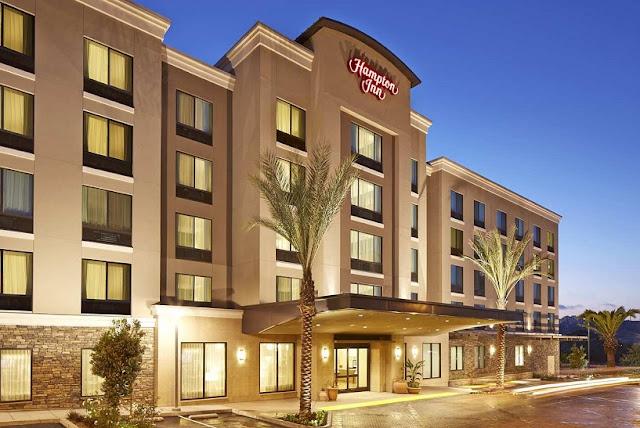 Hotel Hampton Inn Seaworld em San Diego