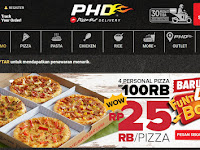 Pizza Hut Delivery Surabaya