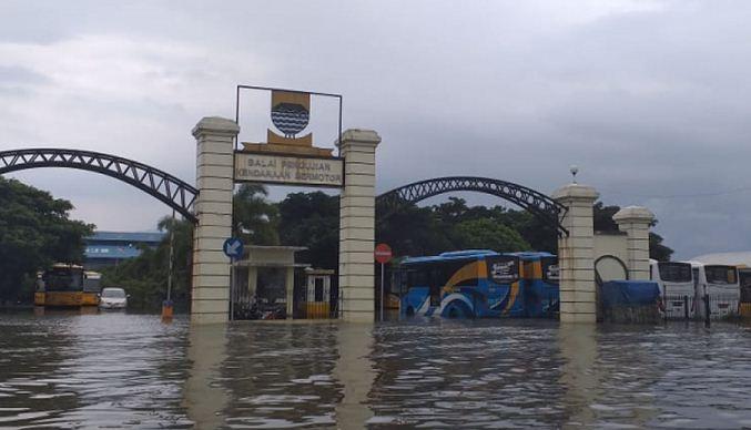 Penyebab Banjir di Gedebage Akibat Resapan Air Berkurang