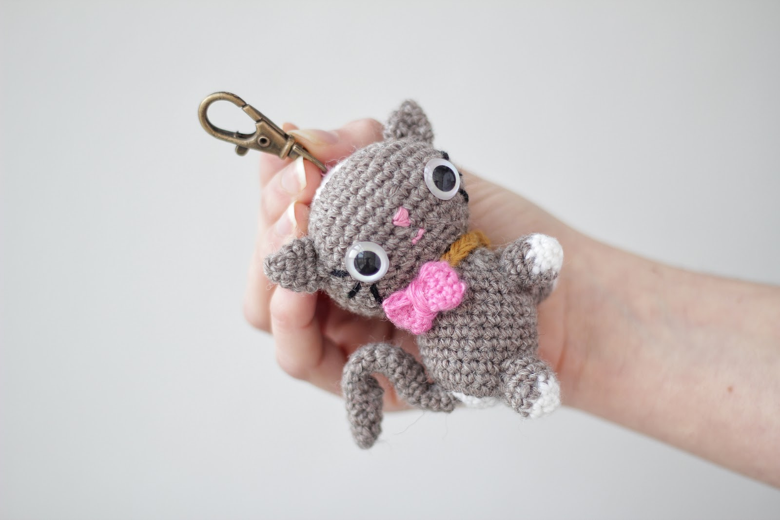 Amigurumi Kitten Patterns : Amigurumi kitten pdf crochet pattern the sun and the turtle