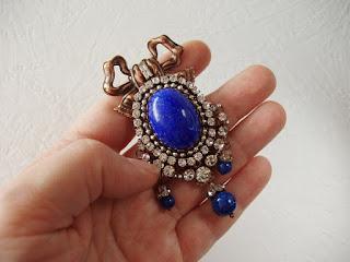 vintage style jewelry jewellery, mdmButiik, rhinestone jewelry