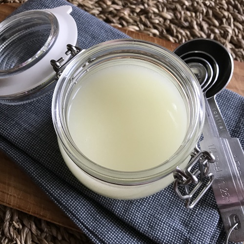 1-2-3-Dressing ~ einfaches Zitronendressing nach Omas Rezept