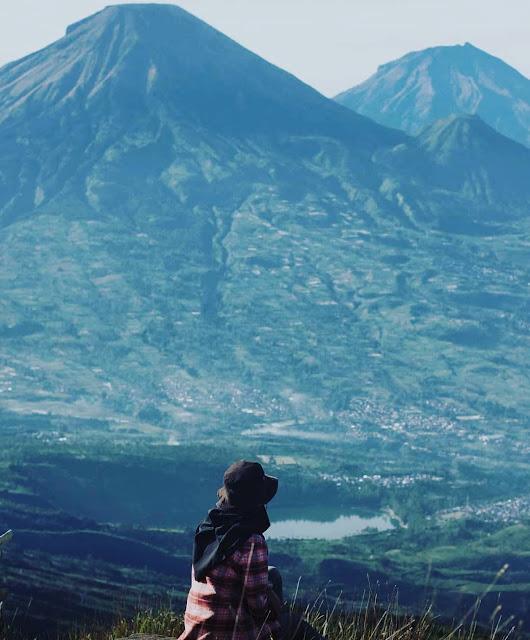 Gunung Bismo Wonosobo