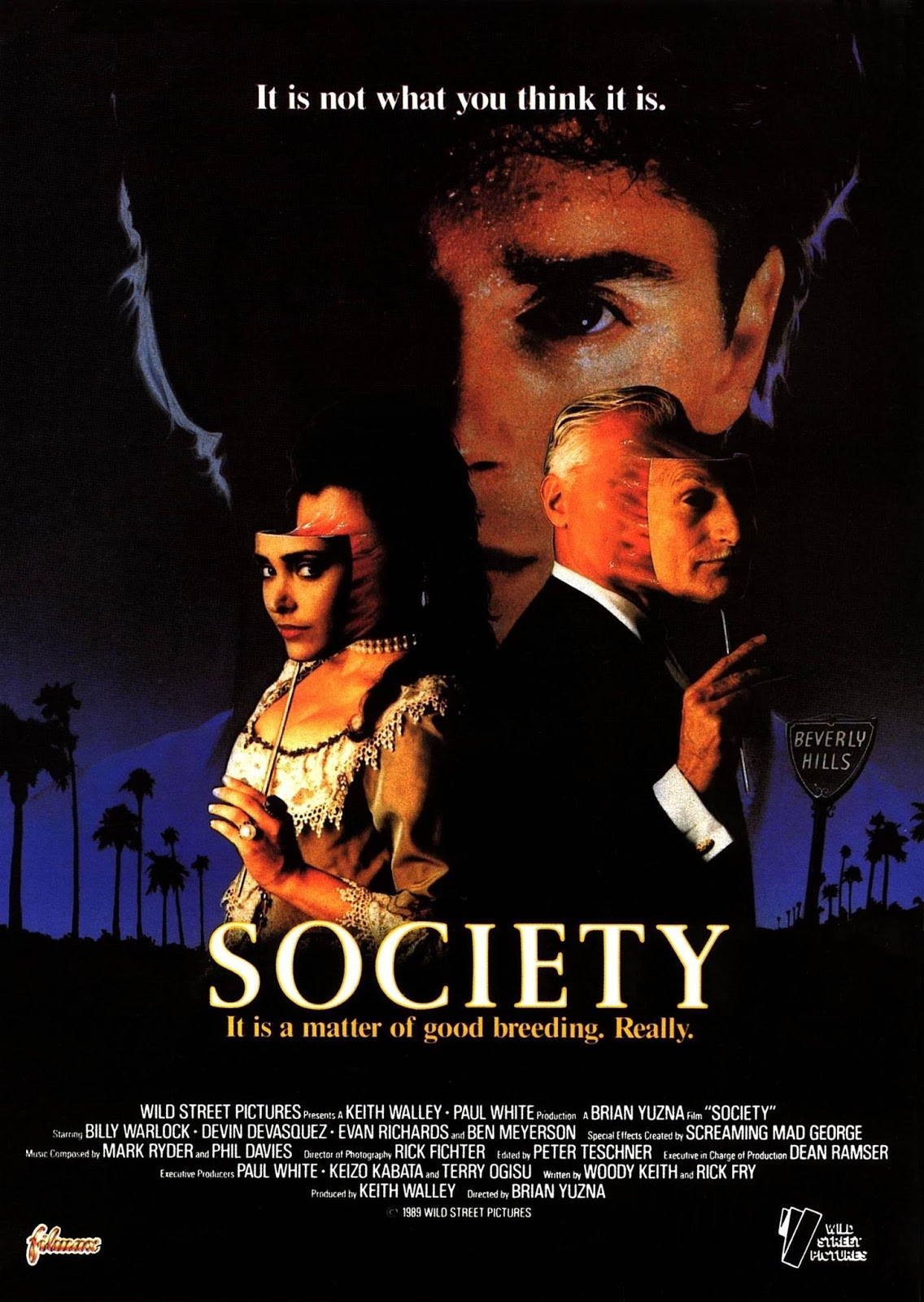 Society (1989) ταινιες online seires oipeirates greek subs