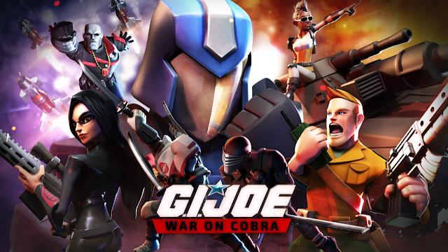 G.I. Joe: War on Cobra Mobile Game Coming Soon